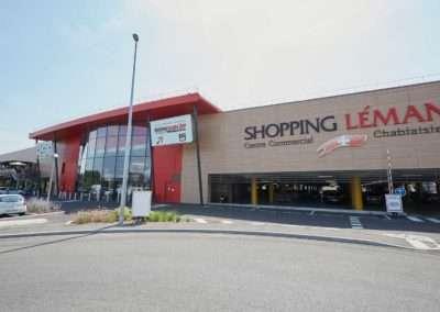 Shopping Leman